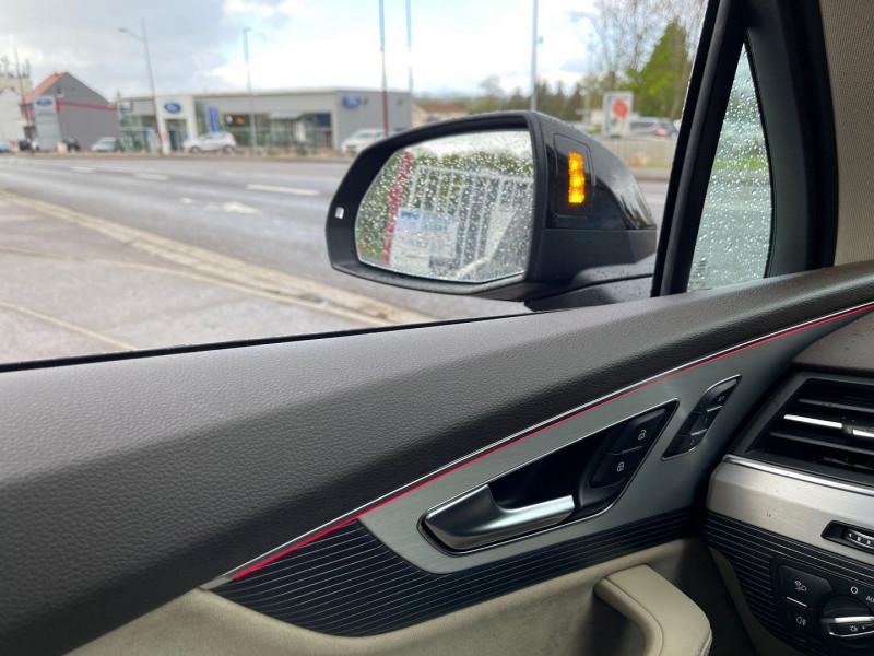 Photo 16 de l'offre de AUDI Q7 50 TDI 286CH AVUS EXTENDED QUATTRO TIPTRONIC 5 PLACES à 59970€ chez Autos Shala