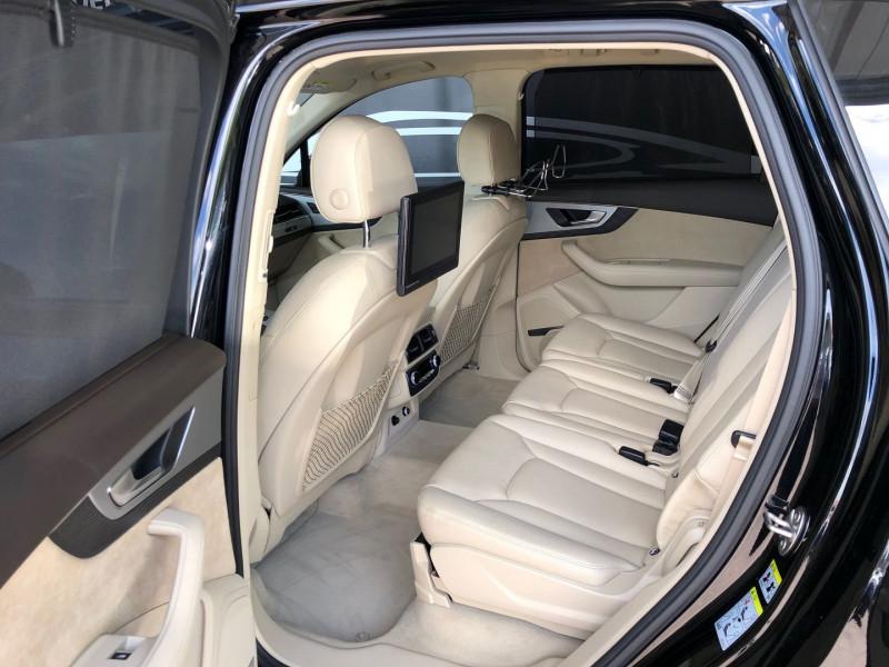 Photo 23 de l'offre de AUDI Q7 50 TDI 286CH AVUS EXTENDED QUATTRO TIPTRONIC 5 PLACES à 59970€ chez Autos Shala