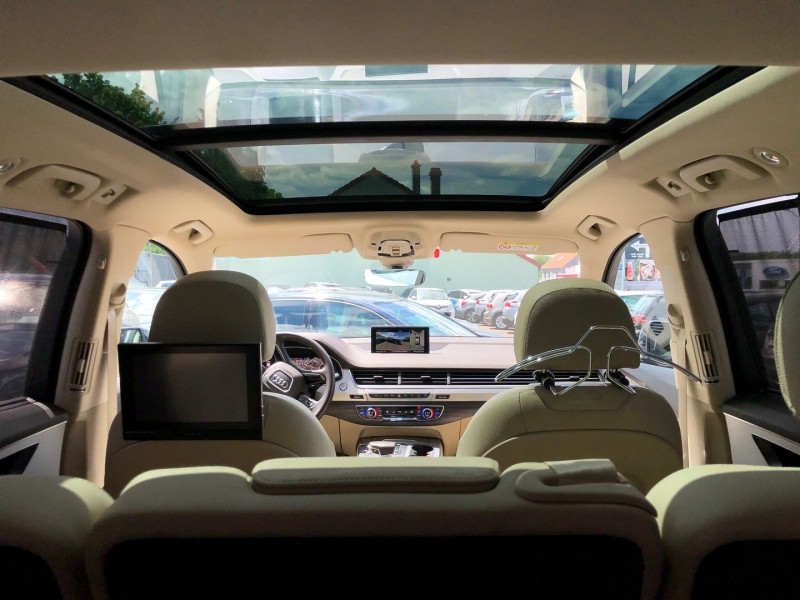 Photo 14 de l'offre de AUDI Q7 50 TDI 286CH AVUS EXTENDED QUATTRO TIPTRONIC 5 PLACES à 59970€ chez Autos Shala