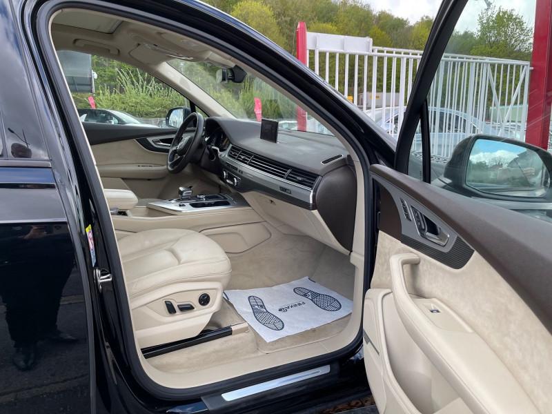 Photo 21 de l'offre de AUDI Q7 50 TDI 286CH AVUS EXTENDED QUATTRO TIPTRONIC 5 PLACES à 59970€ chez Autos Shala