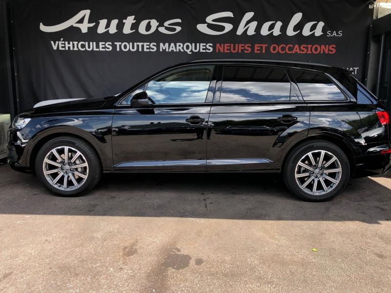 Photo 9 de l'offre de AUDI Q7 50 TDI 286CH AVUS EXTENDED QUATTRO TIPTRONIC 5 PLACES à 59970€ chez Autos Shala