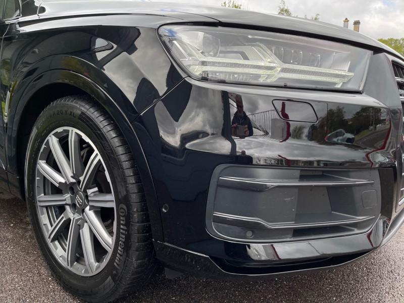 Photo 33 de l'offre de AUDI Q7 50 TDI 286CH AVUS EXTENDED QUATTRO TIPTRONIC 5 PLACES à 59970€ chez Autos Shala