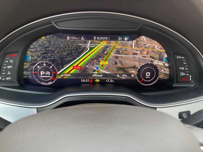 Photo 15 de l'offre de AUDI Q7 50 TDI 286CH AVUS EXTENDED QUATTRO TIPTRONIC 5 PLACES à 59970€ chez Autos Shala
