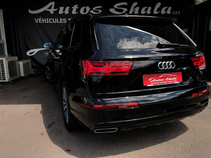 Photo 5 de l'offre de AUDI Q7 50 TDI 286CH AVUS EXTENDED QUATTRO TIPTRONIC 5 PLACES à 59970€ chez Autos Shala