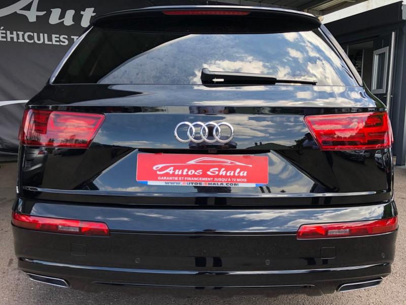 Photo 7 de l'offre de AUDI Q7 50 TDI 286CH AVUS EXTENDED QUATTRO TIPTRONIC 5 PLACES à 59970€ chez Autos Shala
