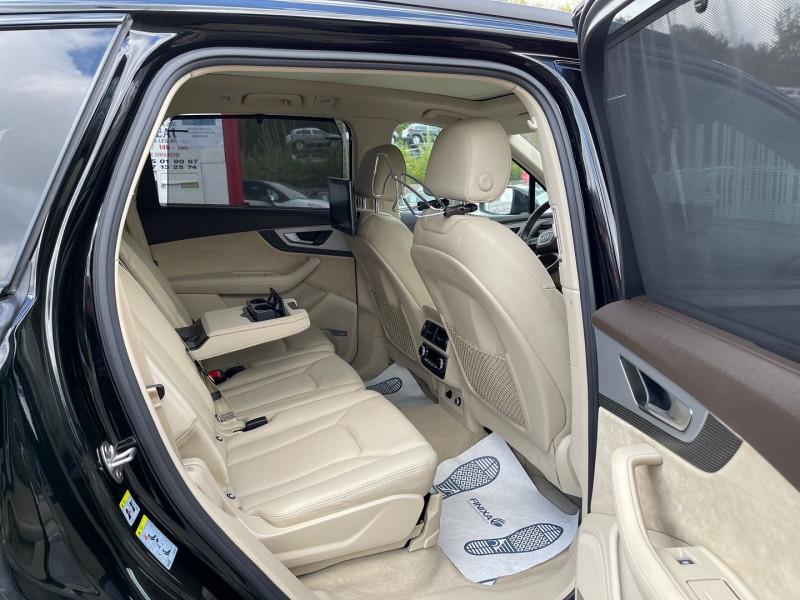 Photo 22 de l'offre de AUDI Q7 50 TDI 286CH AVUS EXTENDED QUATTRO TIPTRONIC 5 PLACES à 59970€ chez Autos Shala
