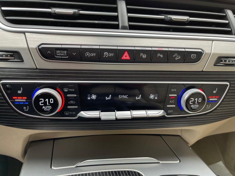 Photo 18 de l'offre de AUDI Q7 50 TDI 286CH AVUS EXTENDED QUATTRO TIPTRONIC 5 PLACES à 59970€ chez Autos Shala