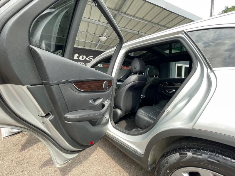 Photo 19 de l'offre de MERCEDES-BENZ GLC 250 D 204CH FASCINATION 4MATIC 9G-TRONIC à 36970€ chez Autos Shala