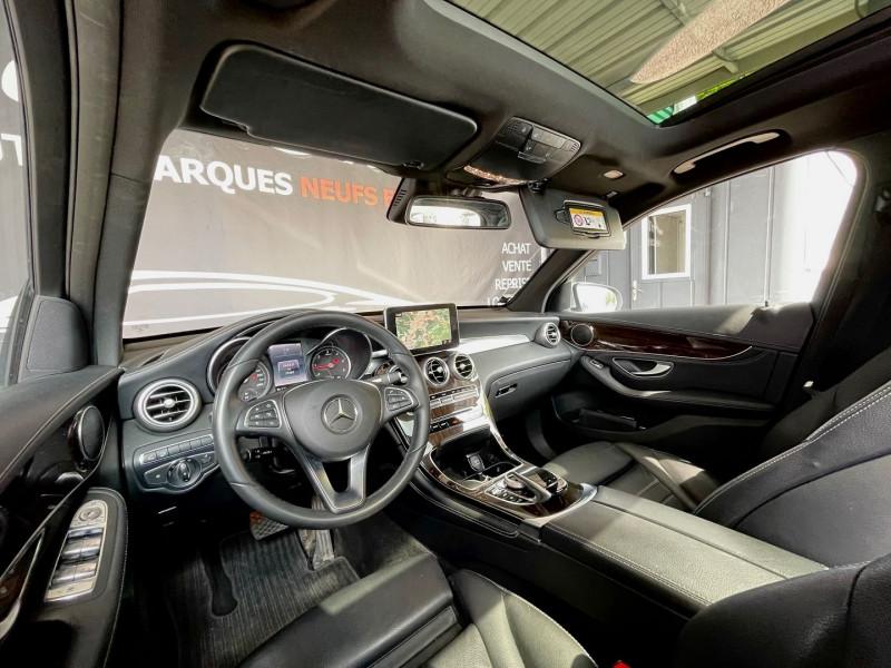 Photo 9 de l'offre de MERCEDES-BENZ GLC 250 D 204CH FASCINATION 4MATIC 9G-TRONIC à 36970€ chez Autos Shala