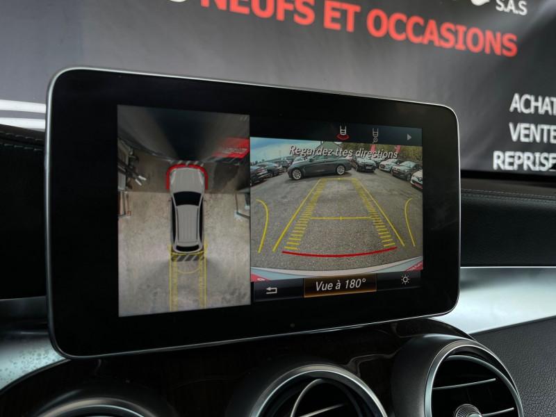Photo 13 de l'offre de MERCEDES-BENZ GLC 250 D 204CH FASCINATION 4MATIC 9G-TRONIC à 36970€ chez Autos Shala
