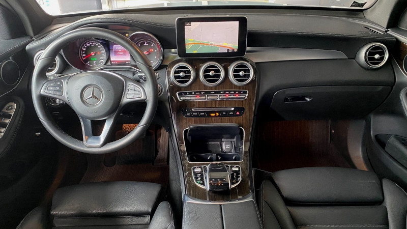 Photo 8 de l'offre de MERCEDES-BENZ GLC 250 D 204CH FASCINATION 4MATIC 9G-TRONIC à 36970€ chez Autos Shala
