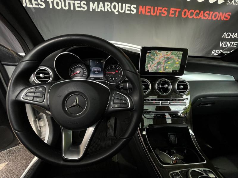 Photo 11 de l'offre de MERCEDES-BENZ GLC 250 D 204CH FASCINATION 4MATIC 9G-TRONIC à 36970€ chez Autos Shala