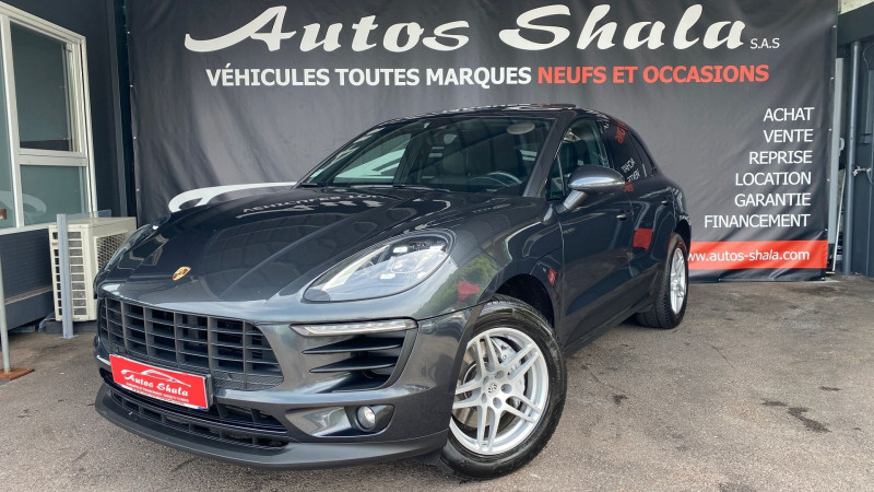 Porsche MACAN 3.0 V6 258CH S DIESEL PDK Diesel INCONN Occasion à vendre