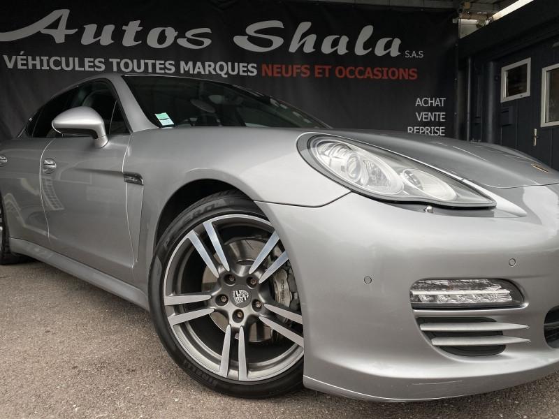 Photo 6 de l'offre de PORSCHE PANAMERA (970) 4S PDK à 49970€ chez Autos Shala