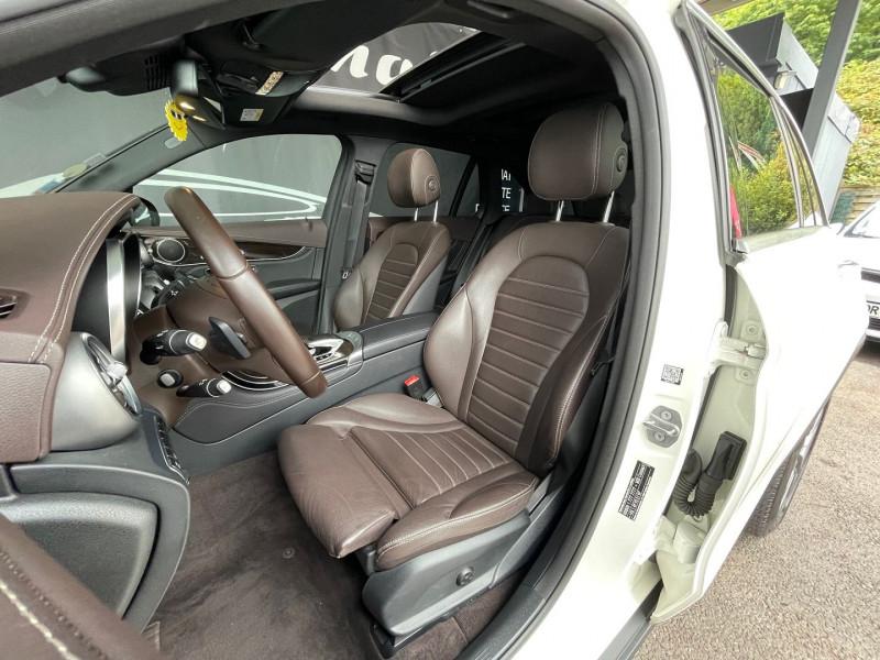 Photo 20 de l'offre de MERCEDES-BENZ GLC 250 D 204CH FASCINATION 4MATIC 9G-TRONIC à 36970€ chez Autos Shala