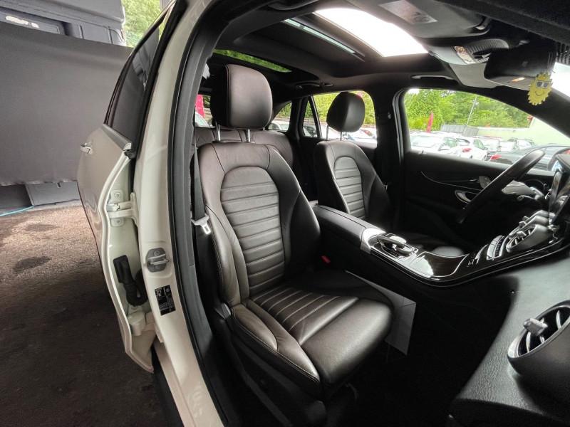 Photo 22 de l'offre de MERCEDES-BENZ GLC 250 D 204CH FASCINATION 4MATIC 9G-TRONIC à 36970€ chez Autos Shala