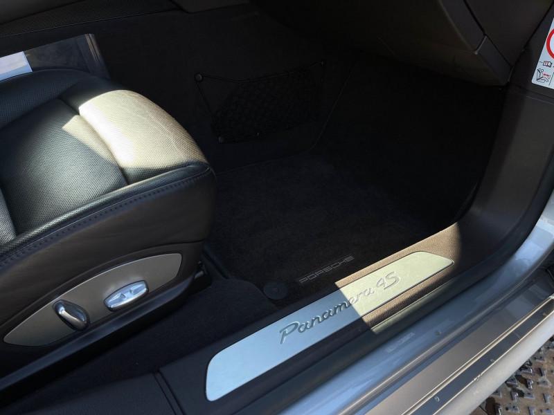 Photo 13 de l'offre de PORSCHE PANAMERA (970) 4S PDK à 49970€ chez Autos Shala