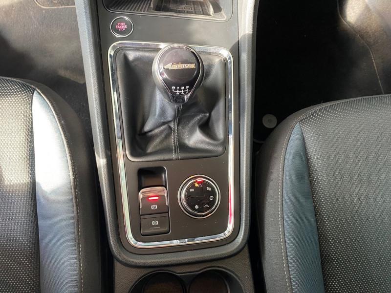 Photo 10 de l'offre de SEAT ATECA 2.0 TDI 150CH START&STOP STYLE BUSINESS 4DRIVE à 19970€ chez Autos Shala