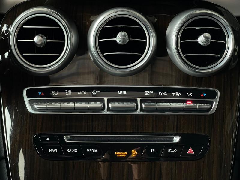 Photo 18 de l'offre de MERCEDES-BENZ GLC 250 D 204CH FASCINATION 4MATIC 9G-TRONIC à 36970€ chez Autos Shala