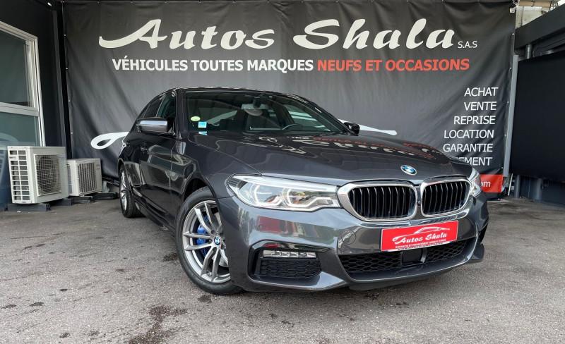 Photo 5 de l'offre de BMW SERIE 5 (G30) 530DA XDRIVE 265CH M SPORT STEPTRONIC à 41970€ chez Autos Shala
