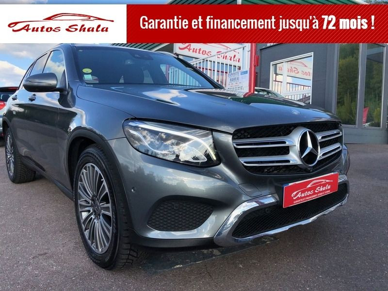 Photo 1 de l'offre de MERCEDES-BENZ GLC 220 D 170CH FASCINATION 4MATIC 9G-TRONIC à 36970€ chez Autos Shala
