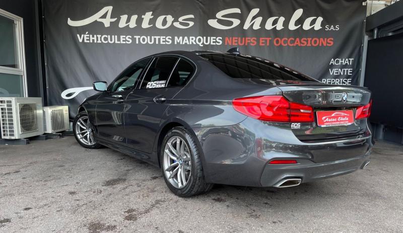 Photo 6 de l'offre de BMW SERIE 5 (G30) 530DA XDRIVE 265CH M SPORT STEPTRONIC à 41970€ chez Autos Shala
