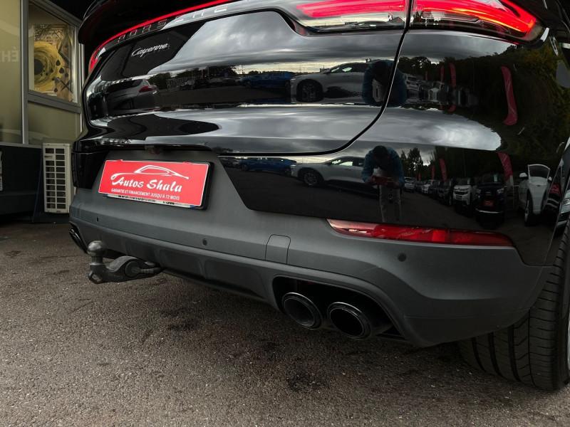 Photo 10 de l'offre de PORSCHE CAYENNE COUPE 3.0 V6 462CH E-HYBRID EURO6D-T-EVAP-ISC à 137980€ chez Autos Shala