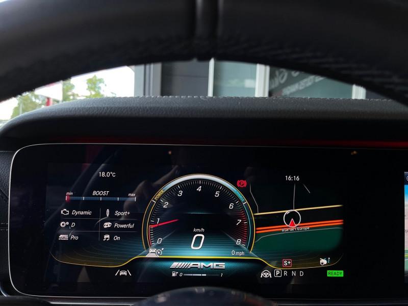 Photo 16 de l'offre de MERCEDES-BENZ AMG GT 4 PORTES 43 AMG 367CH EQ BOOST 4MATIC+ SPEEDSHIFT TCT AMG à 99970€ chez Autos Shala