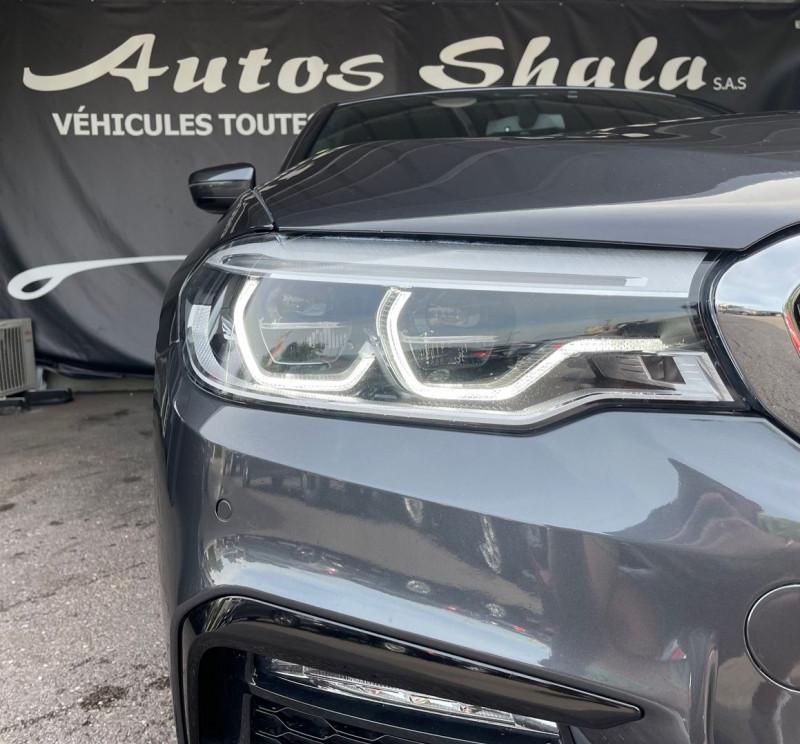 Photo 3 de l'offre de BMW SERIE 5 (G30) 530DA XDRIVE 265CH M SPORT STEPTRONIC à 41970€ chez Autos Shala