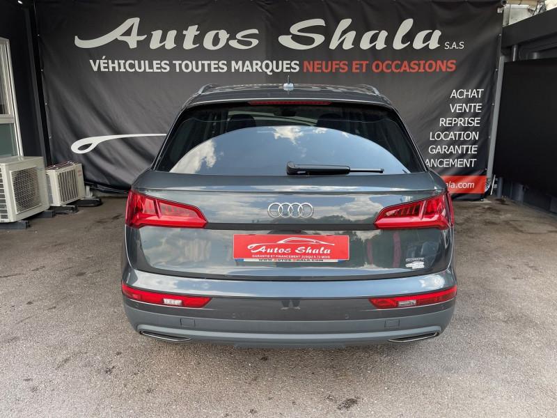 Photo 5 de l'offre de AUDI Q5 2.0 TDI 190CH BUSINESS EXECUTIVE QUATTRO S TRONIC 7 à 34970€ chez Autos Shala