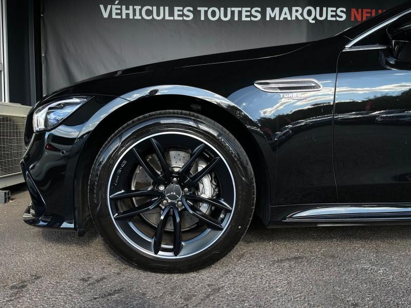 Photo 34 de l'offre de MERCEDES-BENZ AMG GT 4 PORTES 43 AMG 367CH EQ BOOST 4MATIC+ SPEEDSHIFT TCT AMG à 99970€ chez Autos Shala