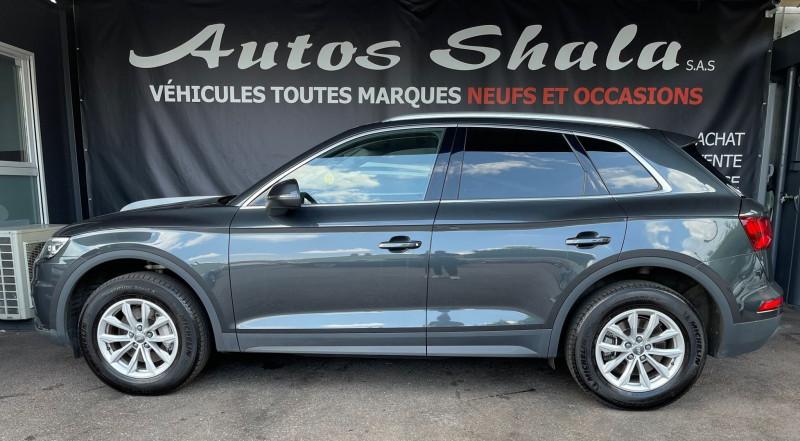 Photo 26 de l'offre de AUDI Q5 2.0 TDI 190CH BUSINESS EXECUTIVE QUATTRO S TRONIC 7 à 34970€ chez Autos Shala