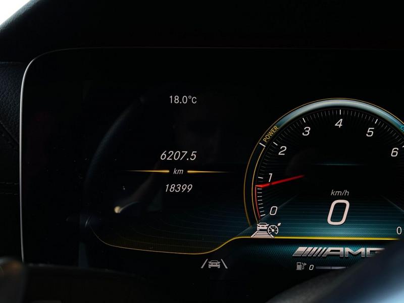 Photo 17 de l'offre de MERCEDES-BENZ AMG GT 4 PORTES 43 AMG 367CH EQ BOOST 4MATIC+ SPEEDSHIFT TCT AMG à 99970€ chez Autos Shala