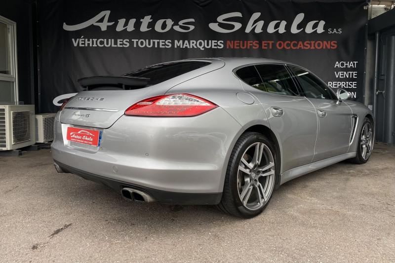 Photo 3 de l'offre de PORSCHE PANAMERA (970) 4S PDK à 49970€ chez Autos Shala