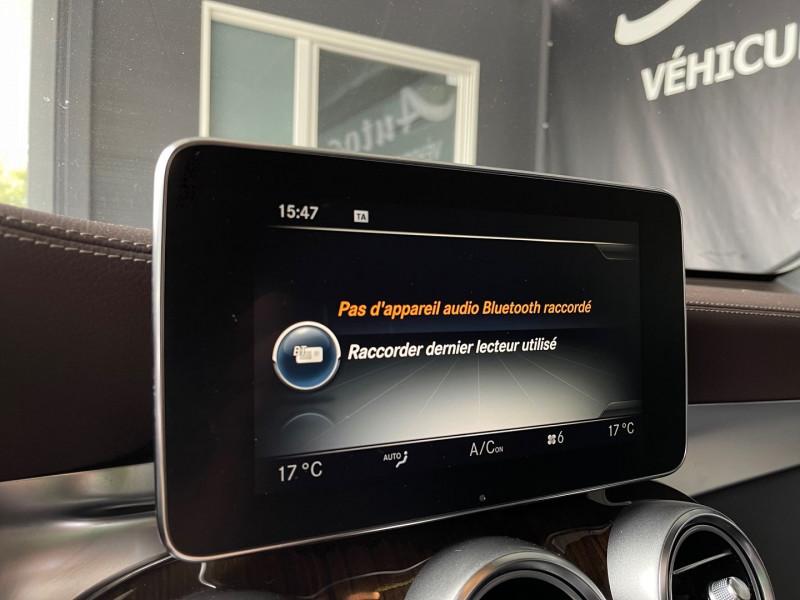 Photo 16 de l'offre de MERCEDES-BENZ GLC 250 D 204CH FASCINATION 4MATIC 9G-TRONIC à 36970€ chez Autos Shala