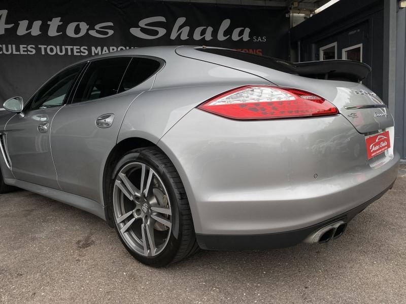 Photo 9 de l'offre de PORSCHE PANAMERA (970) 4S PDK à 49970€ chez Autos Shala