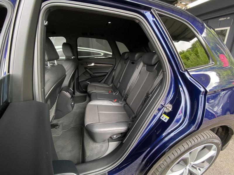 Photo 12 de l'offre de AUDI Q5 40 TDI 204CH S LINE QUATTRO S TRONIC 7 EURO6D-T à 52970€ chez Autos Shala