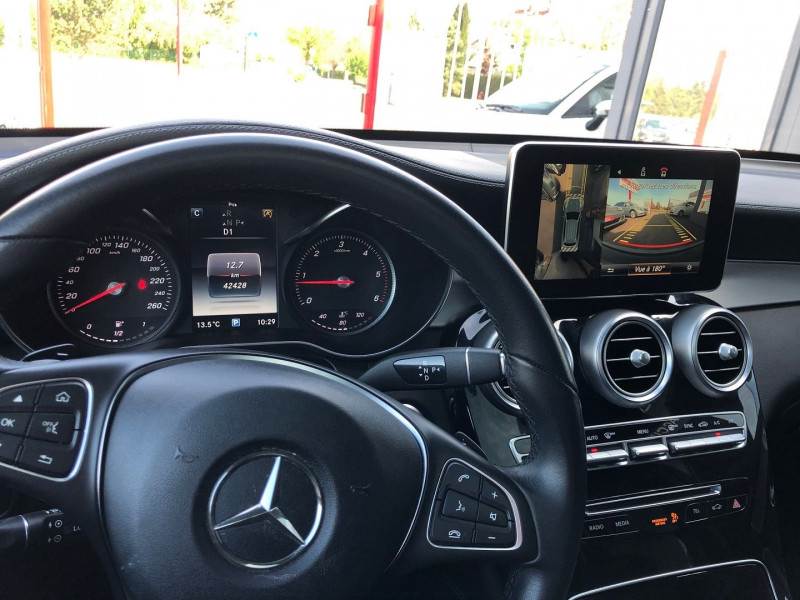 Photo 16 de l'offre de MERCEDES-BENZ GLC 220 D 170CH FASCINATION 4MATIC 9G-TRONIC à 36970€ chez Autos Shala