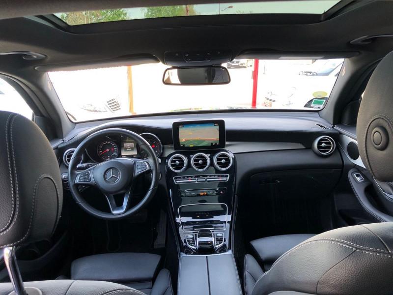 Photo 19 de l'offre de MERCEDES-BENZ GLC 220 D 170CH FASCINATION 4MATIC 9G-TRONIC à 36970€ chez Autos Shala