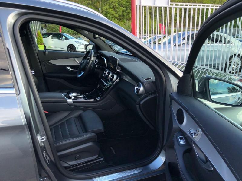 Photo 8 de l'offre de MERCEDES-BENZ GLC 220 D 170CH FASCINATION 4MATIC 9G-TRONIC à 36970€ chez Autos Shala