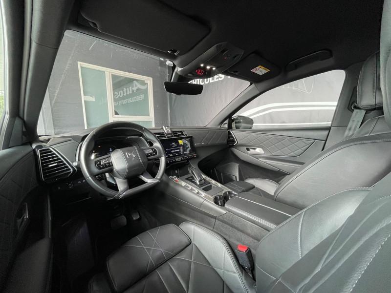 Photo 10 de l'offre de DS DS 7 CROSSBACK BLUEHDI 180CH EXECUTIVE AUTOMATIQUE à 33970€ chez Autos Shala
