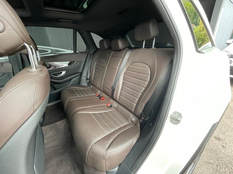 Photo 23 de l'offre de MERCEDES-BENZ GLC 250 D 204CH FASCINATION 4MATIC 9G-TRONIC à 36970€ chez Autos Shala