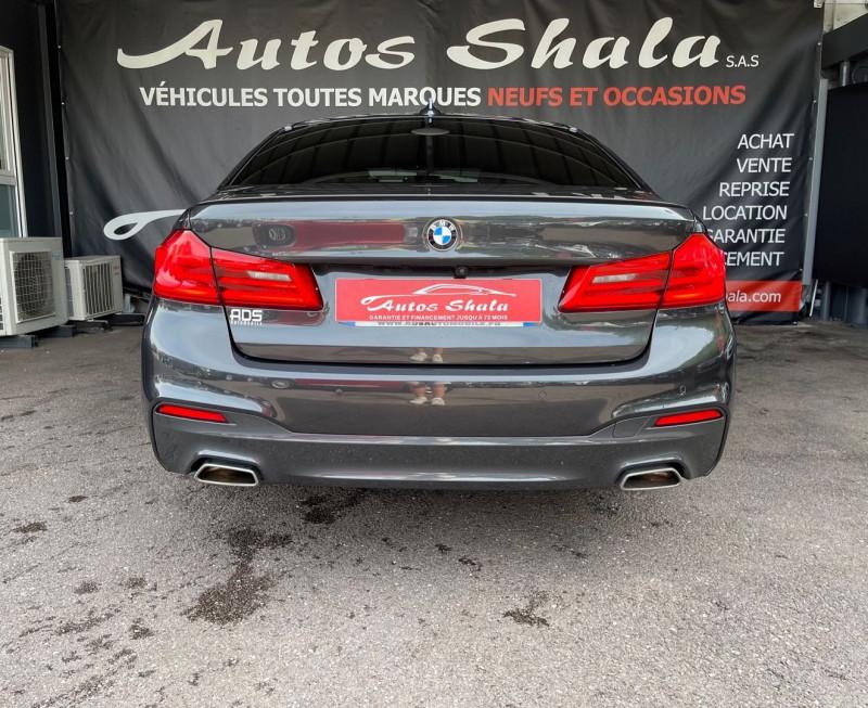 Photo 7 de l'offre de BMW SERIE 5 (G30) 530DA XDRIVE 265CH M SPORT STEPTRONIC à 41970€ chez Autos Shala