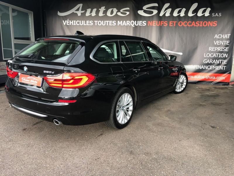 Photo 18 de l'offre de BMW SERIE 5 TOURING (G31) 520DA 190CH LUXURY EURO6D-T à 39970€ chez Autos Shala
