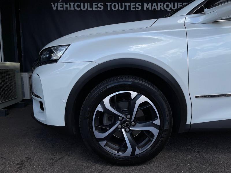 Photo 8 de l'offre de DS DS 7 CROSSBACK BLUEHDI 180CH EXECUTIVE AUTOMATIQUE à 33970€ chez Autos Shala