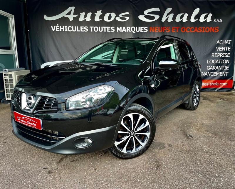 Nissan QASHQAI 1.6 DCI 130CH FAP STOP&START 360 Diesel NOIR Occasion à vendre
