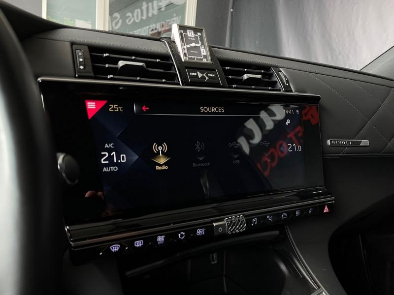 Photo 18 de l'offre de DS DS 7 CROSSBACK BLUEHDI 180CH EXECUTIVE AUTOMATIQUE à 33970€ chez Autos Shala