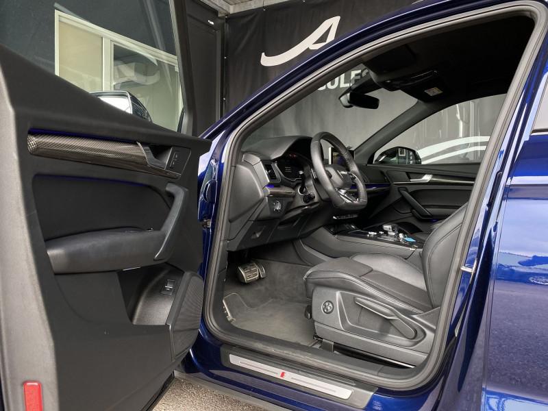 Photo 10 de l'offre de AUDI Q5 40 TDI 204CH S LINE QUATTRO S TRONIC 7 EURO6D-T à 52970€ chez Autos Shala