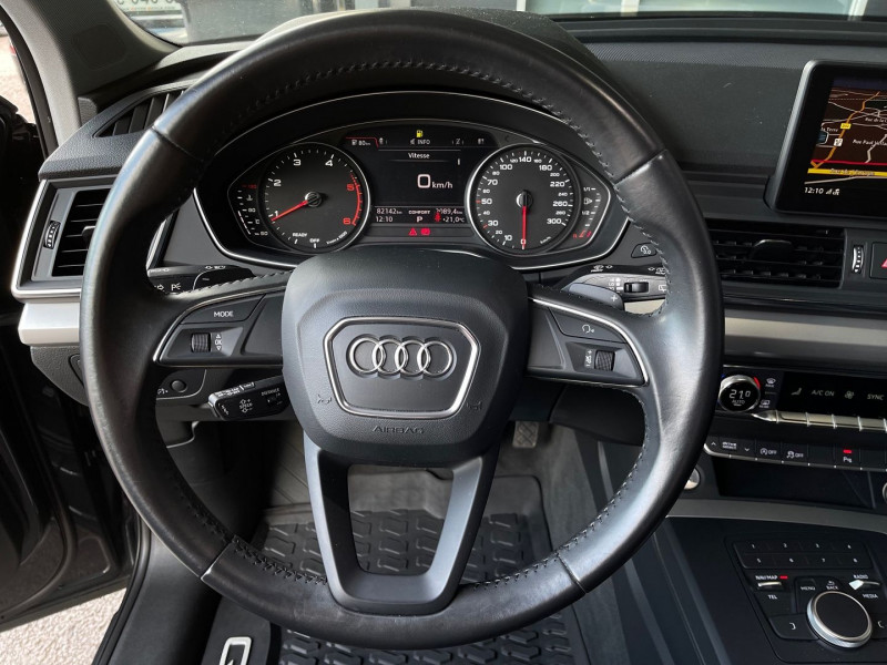 Photo 10 de l'offre de AUDI Q5 2.0 TDI 190CH BUSINESS EXECUTIVE QUATTRO S TRONIC 7 à 34970€ chez Autos Shala