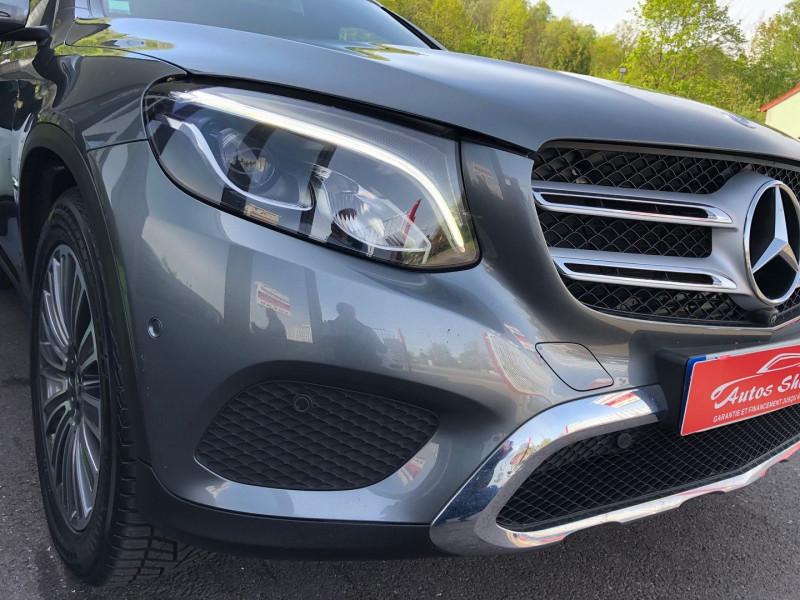 Photo 29 de l'offre de MERCEDES-BENZ GLC 220 D 170CH FASCINATION 4MATIC 9G-TRONIC à 36970€ chez Autos Shala